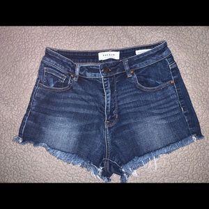 Pacsun ☀️ high rise shorts